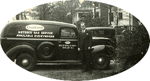North State Gas 1939