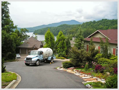 Residential Propane Delivery